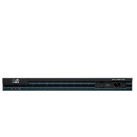 CISCO C2901-VSEC-CUBE-K9 Router, C2901-VSEC-CUBE/K9 by CISCO