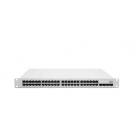 Cisco Meraki Cloud Managed MS350-48FP-HW switch L3 24/48 port, MS350-48FP-HW by CISCO