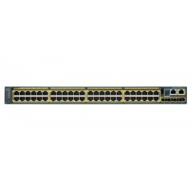 Cisco Catalyst 2960-S 48,Ethernet1000 switch., WS-C2960S-48LPD-L by CISCO