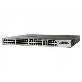 Cisco Catalyst WS-C3750X-48PF-E stackable 48 Switch, WS-C3750X-48PF-E by CISCO