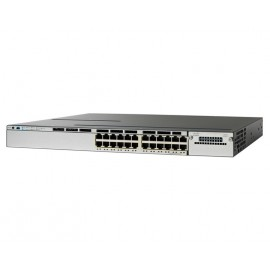 Cisco Catalyst WS-C3750X-24T-E stackable 24 Switch, WS-C3750X-24T-E by CISCO