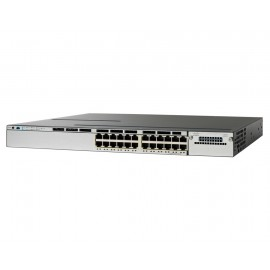 Cisco Catalyst WS-C3750X-24T-S stackable 24 Switch, WS-C3750X-24T-S by CISCO