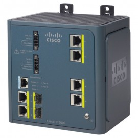 Cisco Industrial Ethernet 3000 Series 4 ports, IE-3000-4TC by CISCO