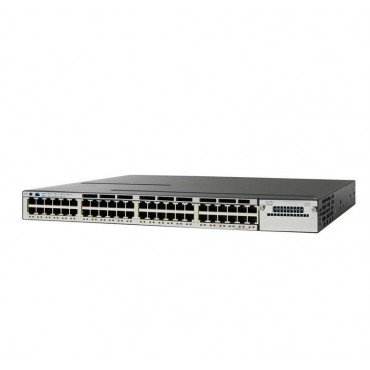 Cisco Catalyst 2960-XR Stackable,48ports, switch., WS-C2960XR-48TS-I by CISCO