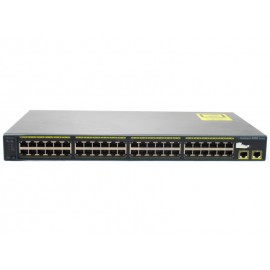 48 10/100BASE-TX Ethernet ports,andports switch., WS-C2960+48TC-L by CISCO