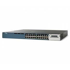 Cisco 3560-X standalone 24,10/100/1000 Ethernet switch., WS-C3560X-24T-L by CISCO