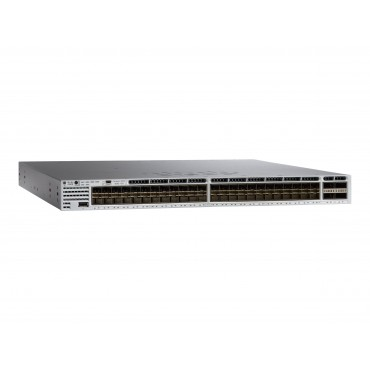 Standalone Cisco Catalyst 3850,SwitchSFP+ switch., WS-C3850-48XS-E by CISCO