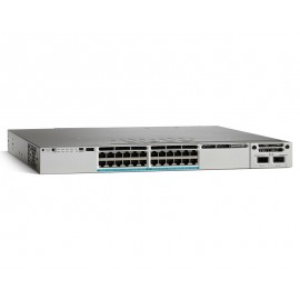 Cisco Catalyst 3850 Stackable,24UPOE switch., WS-C3850-24U-E by CISCO