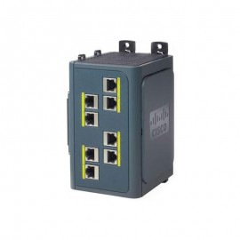 Cisco Industrial Ethernet 3000 Series 8 ports, IE-3000-8TC-E by CISCO