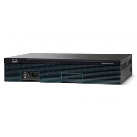 CISCO C2911-VSEC-CUBE-K9 Router, C2911-VSEC-CUBE/K9 by CISCO