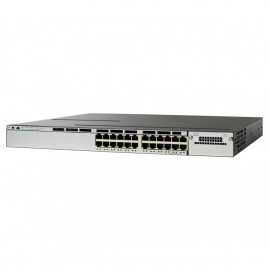 Cisco Catalyst 3850 Stackable,24ports, switch., WS-C3850-24T-E by CISCO