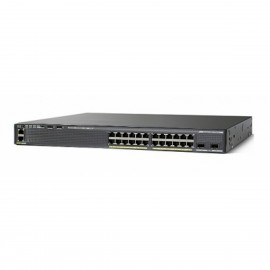 Cisco Catalyst 2960-XR Stackable,48ports switch., WS-C2960XR-48LPD-I by CISCO