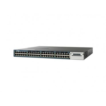 Cisco 3560-X standalone 48,10/100/1000 Ethernet switch., WS-C3560X-48T-E by CISCO