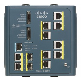 Cisco Industrial Ethernet 3000 Series 8 ports, IE-3000-8TC by CISCO